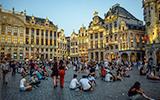 布魯塞爾:觀光交通大躍進