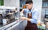 友善職場 助智青圓咖啡夢