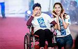 身障朋友走秀 共創藝術舞台