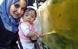 《親愛的莎瑪》─被迫成為戰地記者的母親拍給女兒的紀錄片