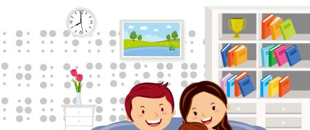 照顧撇步 視障父母育兒免煩惱視障朋友初為人父母,少了視力輔助,育兒路上一定擔憂不已,如何不手忙腳亂呢?伊甸愛明中心的「送子鳥學堂」以「孕前準備」與「親子共讀」為主題,教視障父母育兒撇步,安心照顧。