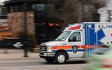 不再怕聽到救護車鳴笛聲了