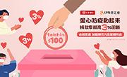 首刷捐款助慢飛 台新加碼挺您做公益