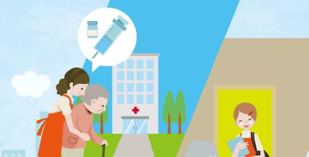 守護的心不變 疫情下關懷不中斷疫情期間,伊甸的社工和照顧服務員依然在工作崗位上工作,每週電話關懷長輩,跟照顧者溝通,協助解決疑難雜症。甚至穿上防護衣幫忙送處方藥、代購物資、帶長輩打疫苗、拍影片陪長輩做運動等,為的就是不讓長輩退化,可以銜接復課的那一天。