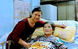 二手輔具 照顧癱瘓母親更安心