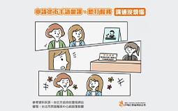 申請北市手語翻譯、聽打服務 溝通沒煩惱